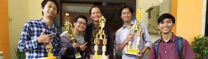 Mahasiswa Arsitektur Sabet Empat Juara Lomba Desain Gapura Kota Pasuruan