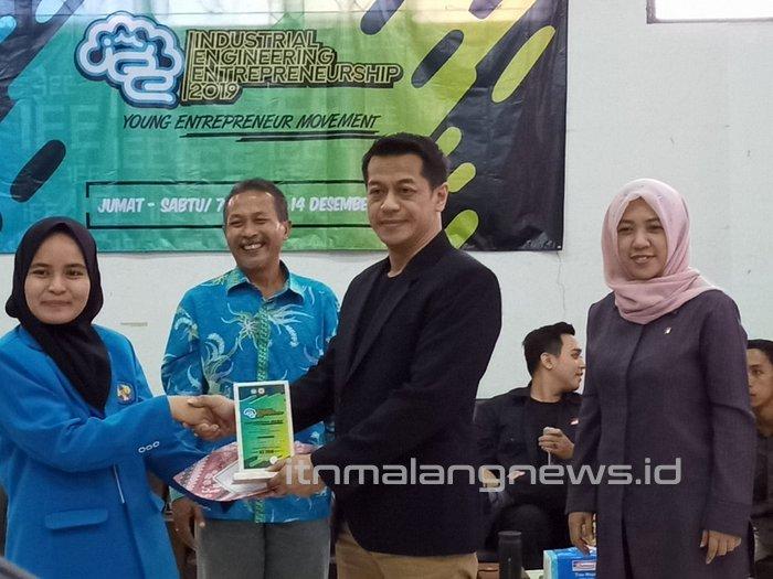 Mahasiswa Teknik ITN Malang Bisa Jadi Wirausaha