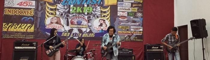 Parade Band Iringi Modification Contest 2019 ITN Malang