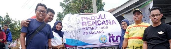 IKA ITN Malang Jabodetabek Peduli Bencana Banjir 1
