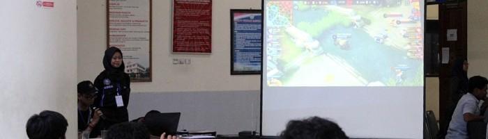 Lomba Mobile Legend, Gebrakan HATI ITN Malang