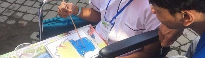 Mahasiswa Teknik Industri D4 di Mata Orang Tua Anak Disabilitas