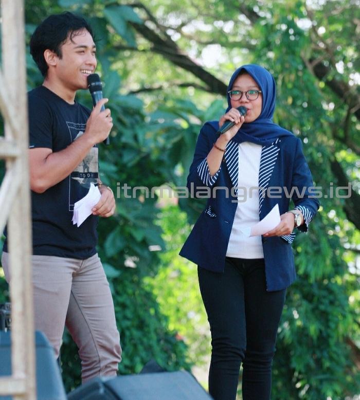 Barqhadini Ayuningsih, MC Muda ITN Malang