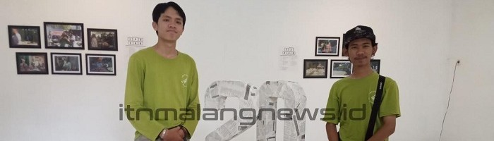 Pameran Pertama Calon Anggota Muda Format ITN Malang