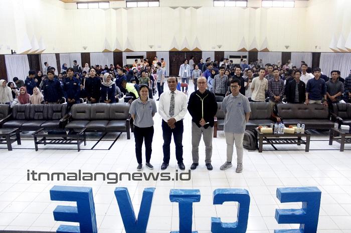 Dosen Universitas Narotama Jelaskan Metode Perbaikan Tanah di ITN Malang