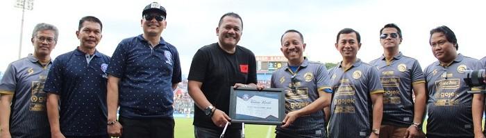 Kolaborasi ITN Malang dan Arema FC Hidupkan Karakter Sportif (2)