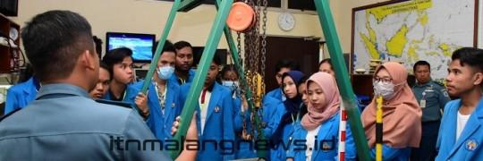 Mahasiswa ITN Malang Perdalam Ilmu Geodesi ke Ibu Kota