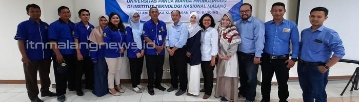 Universitas Panca Marga Studi Bandingke FTI ITN Malang