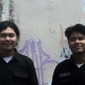 Anggota UKM Format ITN Malang (ki-ka) Ahmad Ansori dan Nabih Ahmad Faiz juara dalam Lomba Foto Contest BEM FKIP Unisma 2020