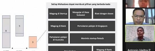 Paparan Direktur Jenderal Pembangunan Daerah Tertinggal, Kementerian Desa PDTT, Drs. Samsul Widodo, MA