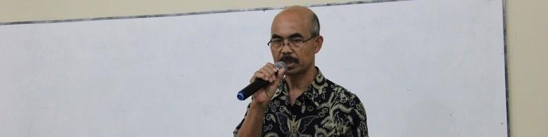 Ir. I Wayan Mundra MT dosen Teknik Sipil S-1 Institut Teknologi Nasional (ITN) Malang