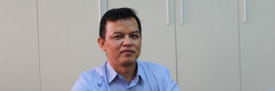 Kaprodi Teknik Elektro S-1 ITN Malang Dr Eng Komang Somawirata ST MT