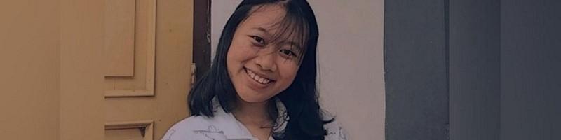 Ketua UKM Entrepreneur Community of ITN Malang (ECI), Jessica Jeane Putri Purnama - Copy