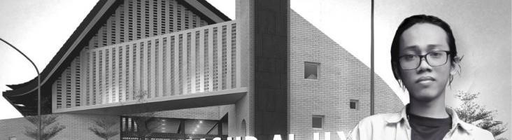 Ahmad-Sulton-Royan-mahasiswa-Arsitektur-ITN-Malang-juara-1-Archivolks-2021-Rendering-Challenge-UPN-Surabaya-732x486
