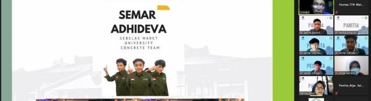 Juara-2-LKTI-Ecive-HMS-ITN-Malang-2021-Semar-Adhideva-dari-Universitas-Negeri-Sebelas-Maret-saat-mempresentasikan-karyanya-lewat-platform-zoom-meeting-732x386