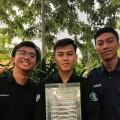 Tim Spectra Teknik Sipil S-1 ITN Malang nominasi 4 Earthquake Resistant Design Competition (ERDC) 2021 UK Petra.