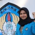 Tutut Suryani lulusan terbaik Teknik Informatika S-1 ITN Malang pada wisuda ke 64-65 ITN Malang Tahun 2021 (2)