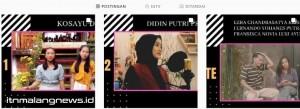 Song Cover Competition Cara Himpunan Mahasiswa Teknik Industri D3 Hilangkan Kejenuhan