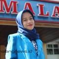 Fardiah Qonita Ummi Naila lulusan terbaik Perencanaan Wilayah dan Kota (PWK) S-1 ITN Malang pada wisuda ke 64-65 ITN Malang Tahun 2021