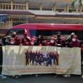 Tim Program PHP2D 2021 Teknik Kimia S-1 ITN Malang siap pemberdayaan dan pengembangan potensi hasil perkebunan buah jeruk berbasis zero waste di Desa Panggungrejo, Gondanglegi, Malang