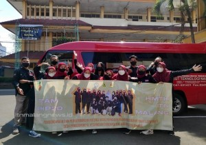 Berangkat ke Panggungrejo, Tim PHP2D Teknik Kimia ITN Malang Siap Pemberdayaan Masyarakat